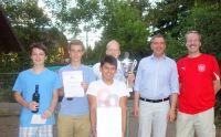 Siegerteam TG Oberjosbach